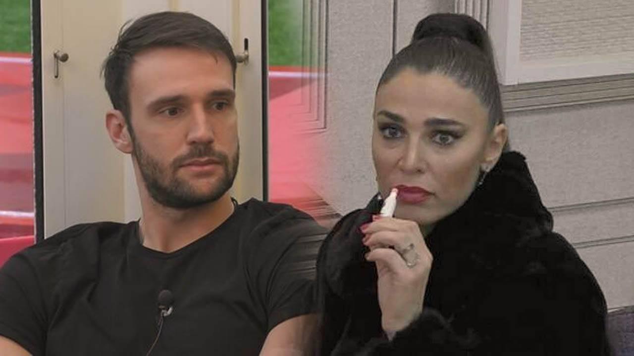 """GF Vip, Cecilia Capriotti insulta Andrea Zenga e scandalizza il web: """"Eliminatela"""""""