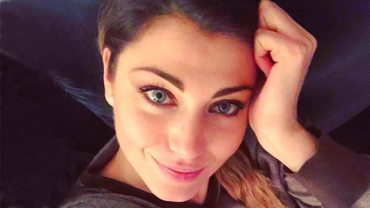 Claudia Andreatti incinta