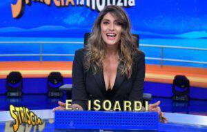 Enzo Iacchetti impazzisce con Elisa Isoardi e lo fa davanti a tutti in diretta!