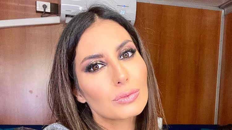 Elisabetta Gregoraci Dubai polemica