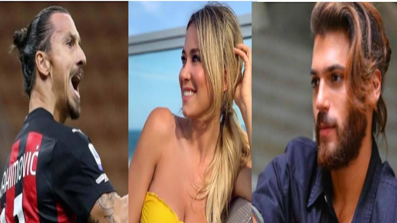 Diletta Leotta, il gossip impazza: sta con Can Yaman o Zlatan Ibrahimovic?