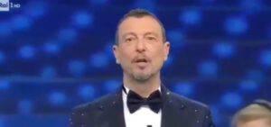 """Amadeus sul Festival di Sanremo: """"Se continua così non si farà""""-tutte le motivazioni"""