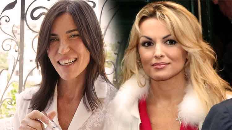 Paola Turci e Francesca Pascale