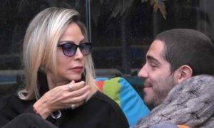 Tommaso Zorzo Stefania Orlando Gf Vip rivelazione web infuriato