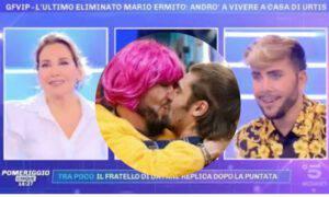 Gf Vip Notizia shock nomi ex vipponi flirt Urtis Ermito