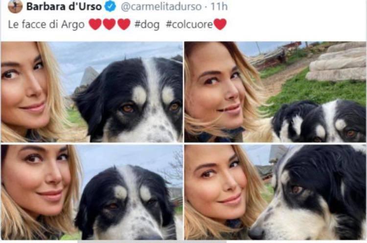 Barbara D'Urso criticata sui social