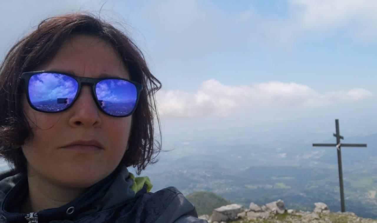 Claudia Acciarino è morta precipitando durante un'escursione