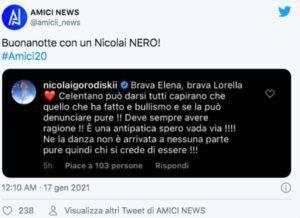 Amici 2020: Alessandra Celentano accusata di bullismo da un ex allievo
