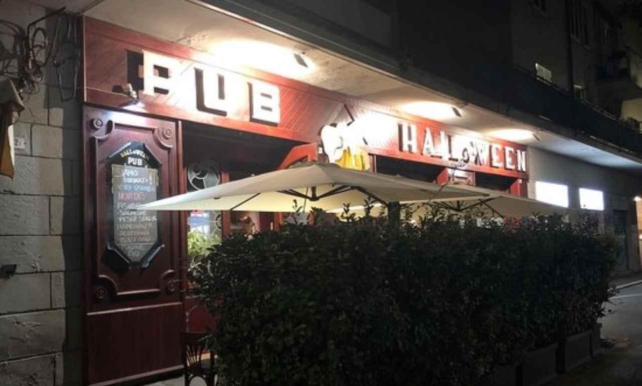 A Bologna sequestrato l'Halloween pub