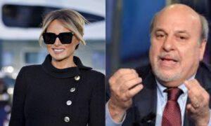 Alan Friedman insulta Melania Trump web insorge