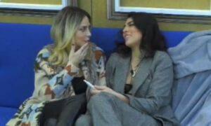 Giulia Salemi confessione hot Stefania Orlando voglio baciarti