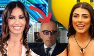 Giulia Salemi Elisabetta Gregoraci avvocato Marcello diffida verità