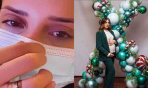 Tempation Island ex concorrente Alessandra De Angelis positiva Covid incinta parto