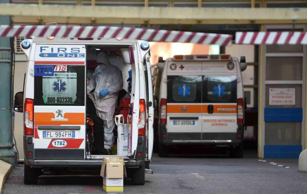 Frosinone, ospedale gli nega il ricovero, Luciano muore a 46 anni