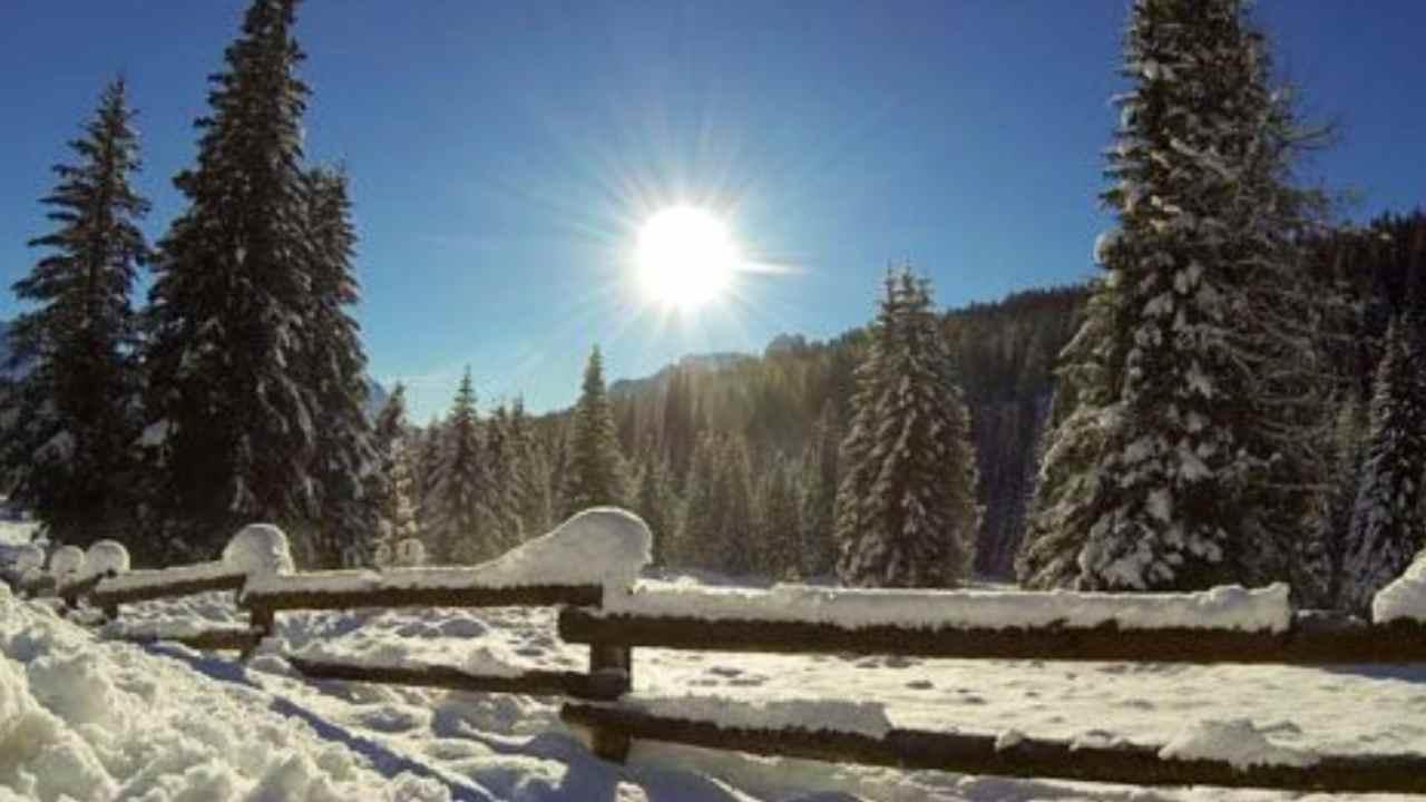 Meteo domani martedì 19 gennaio: piccoli miglioramenti, ma rimane il freddo
