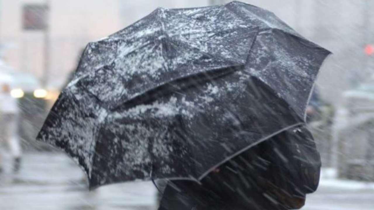 Meteo domani giovedì 21 gennaio: arriva la perturbazione atlantica, torna la neve