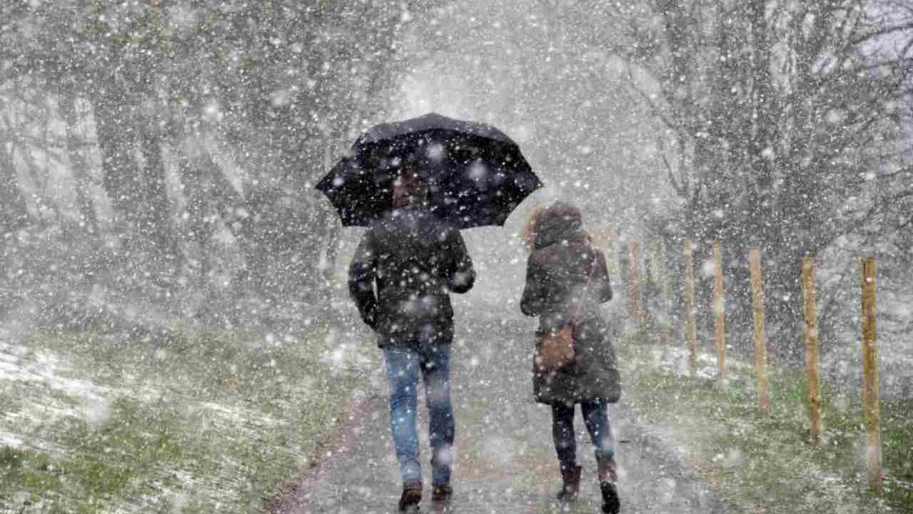 Meteo domani giovedì 28 gennaio: tornano venti temporali e neve. I dettagli