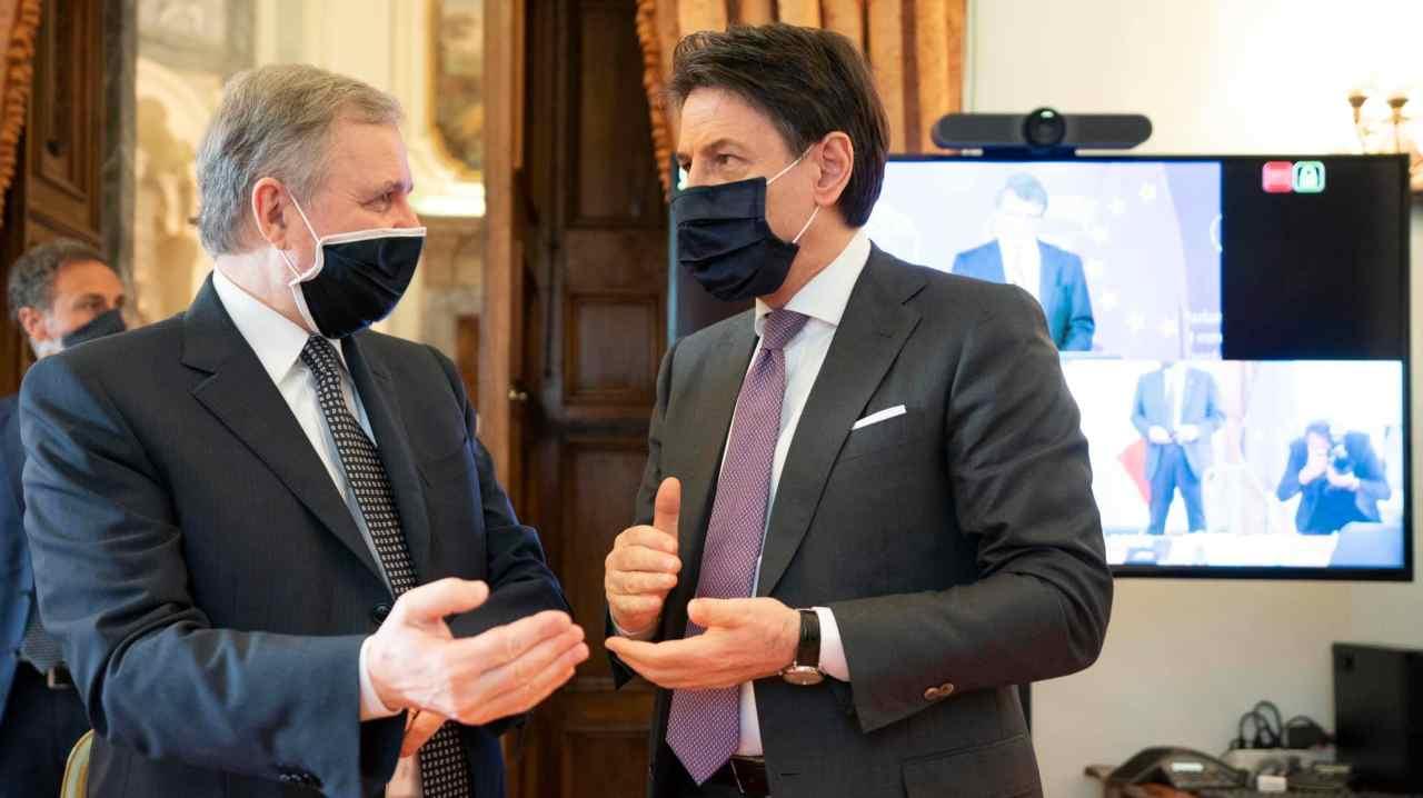 Italia Viva si astiene sul Recovery, oggi si apre la crisi.
