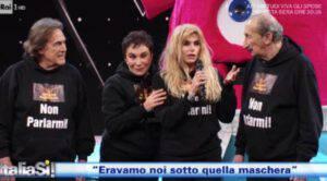 """Ricchi e Poveri: """"l'addio""""in diretta durante il programma Italia Si"""