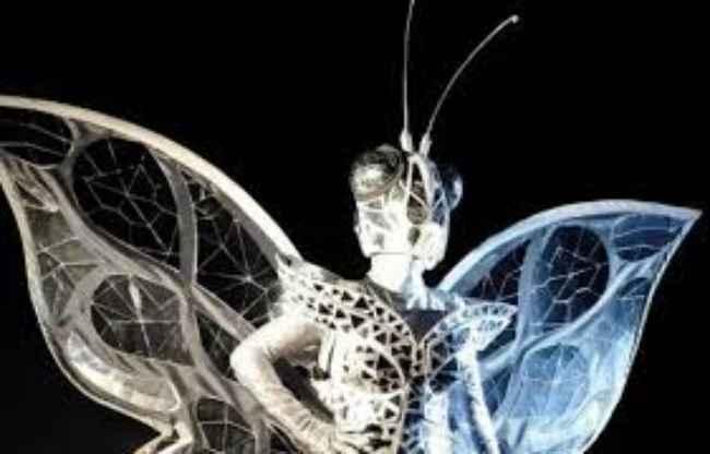 Il Cantante mascherato: Bianca Guaccero è la farfalla? Ecco la verità