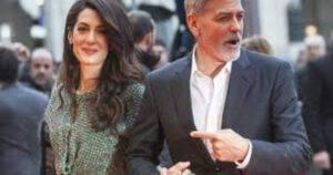 """George Clooney problemi in famiglia: """"ancora non si è risolto nulla"""""""