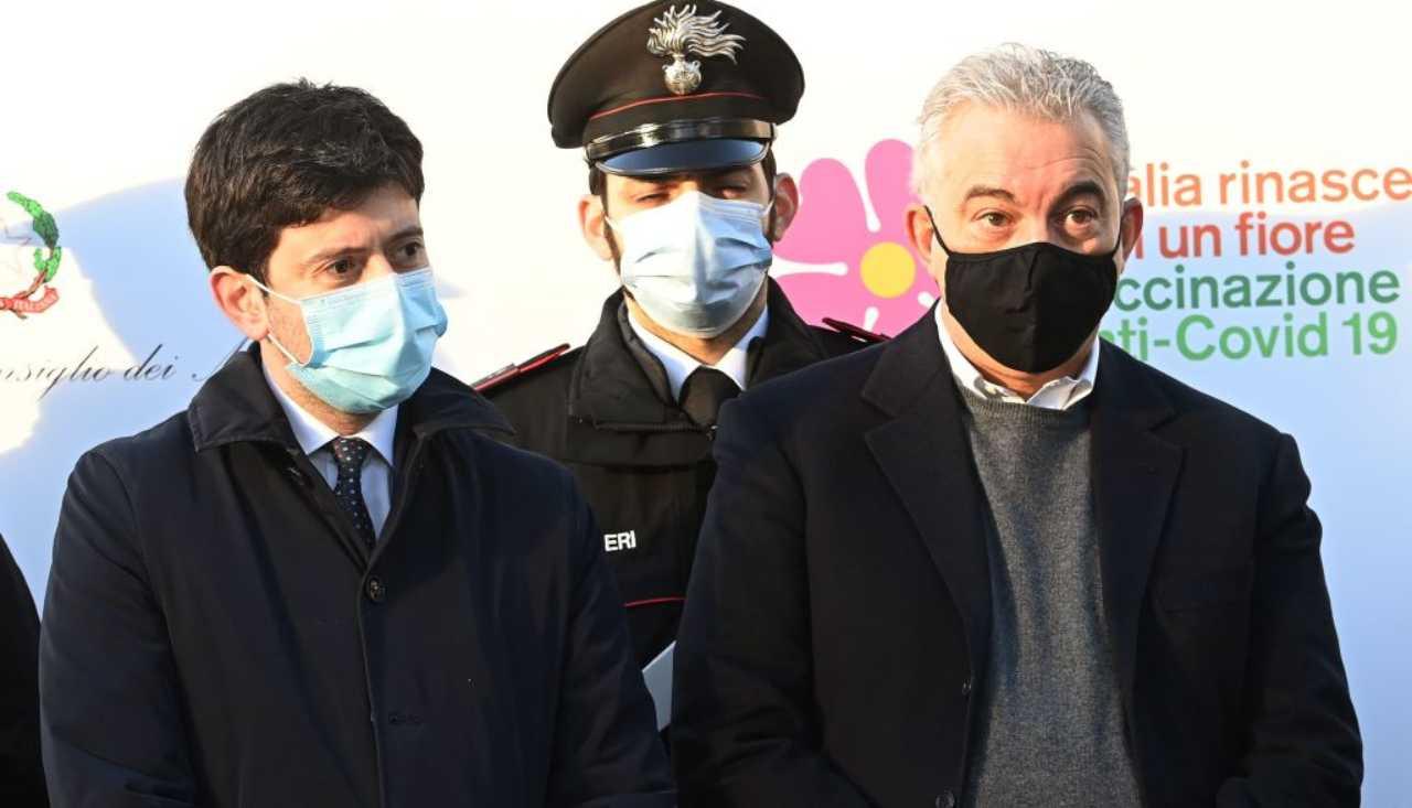 Le spese pazze del commissario Arcuri: mascherine e centri primula