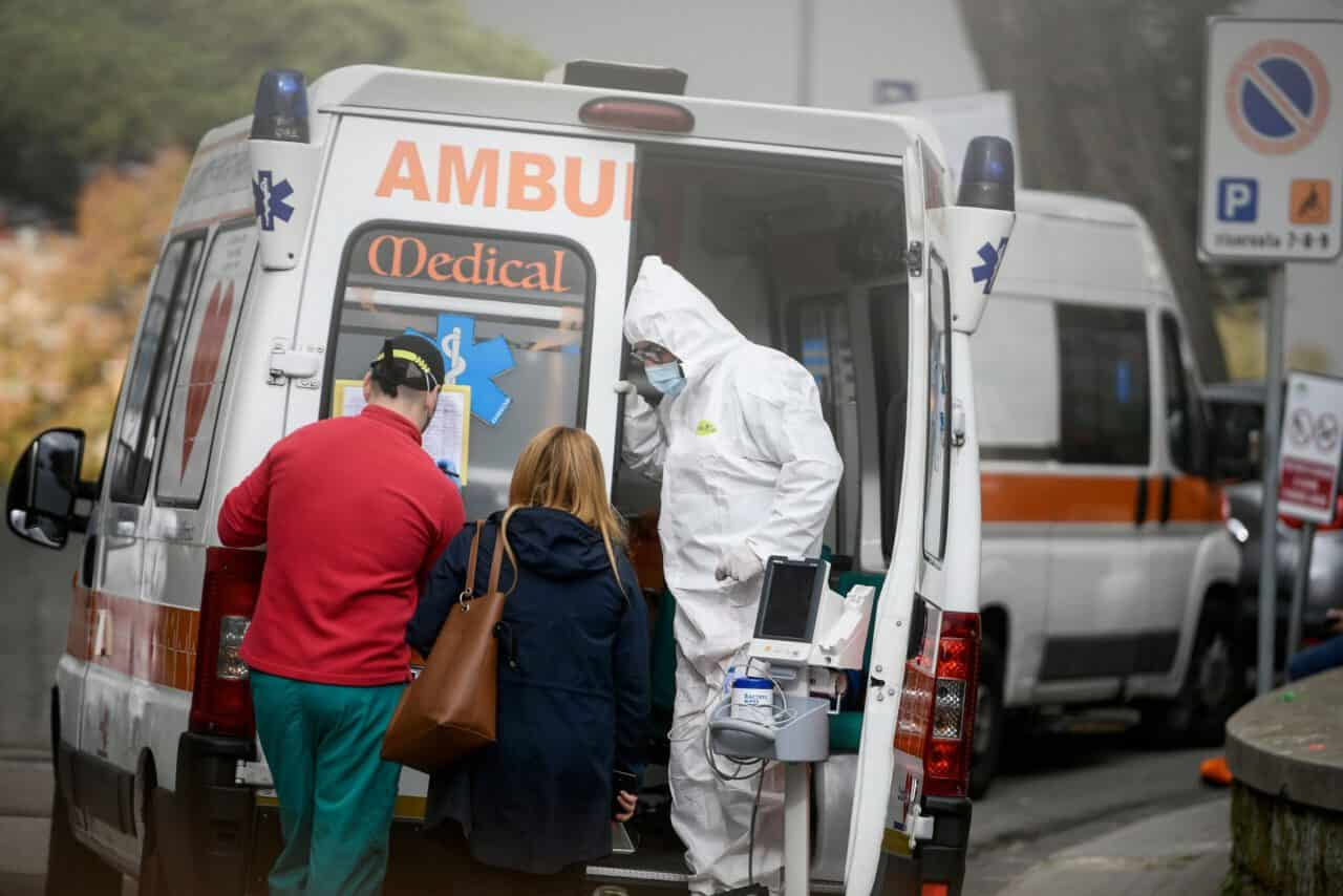 camorra sirene ambulanze