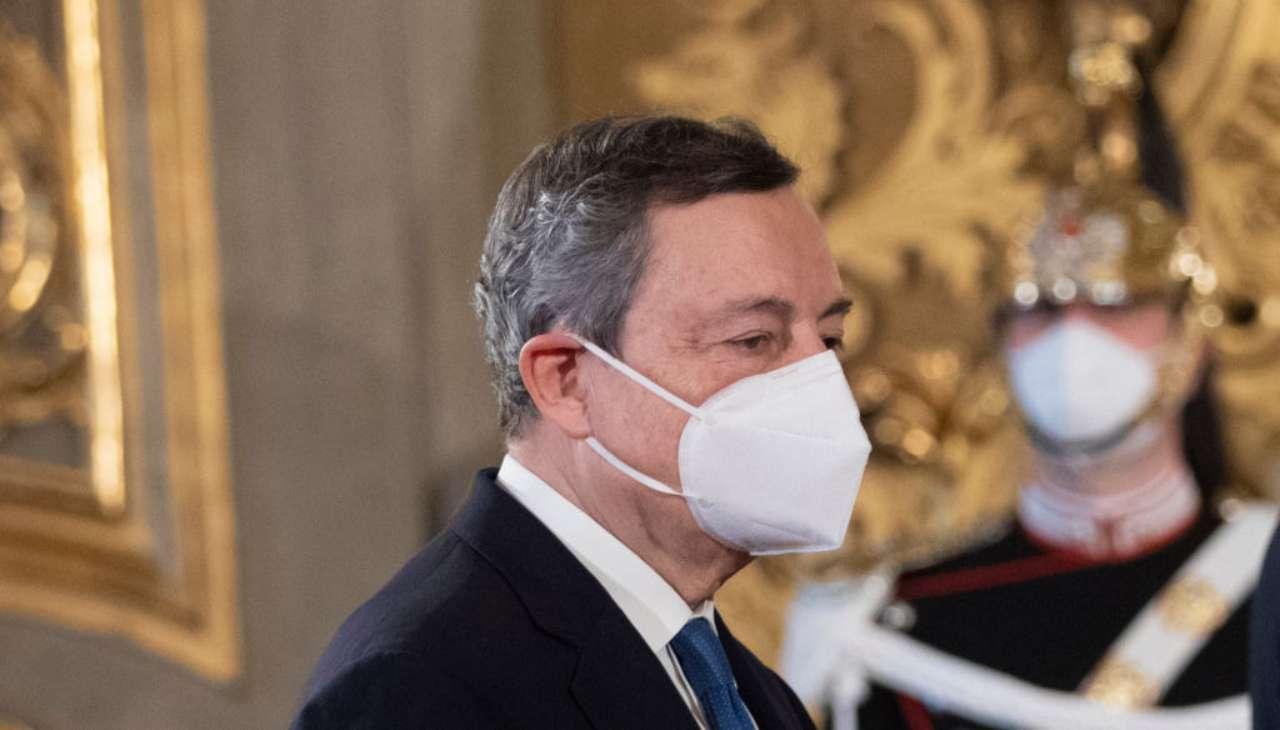 Pensioni, cosa succede a Quota 100 con l'arrivo di Mario Draghi?