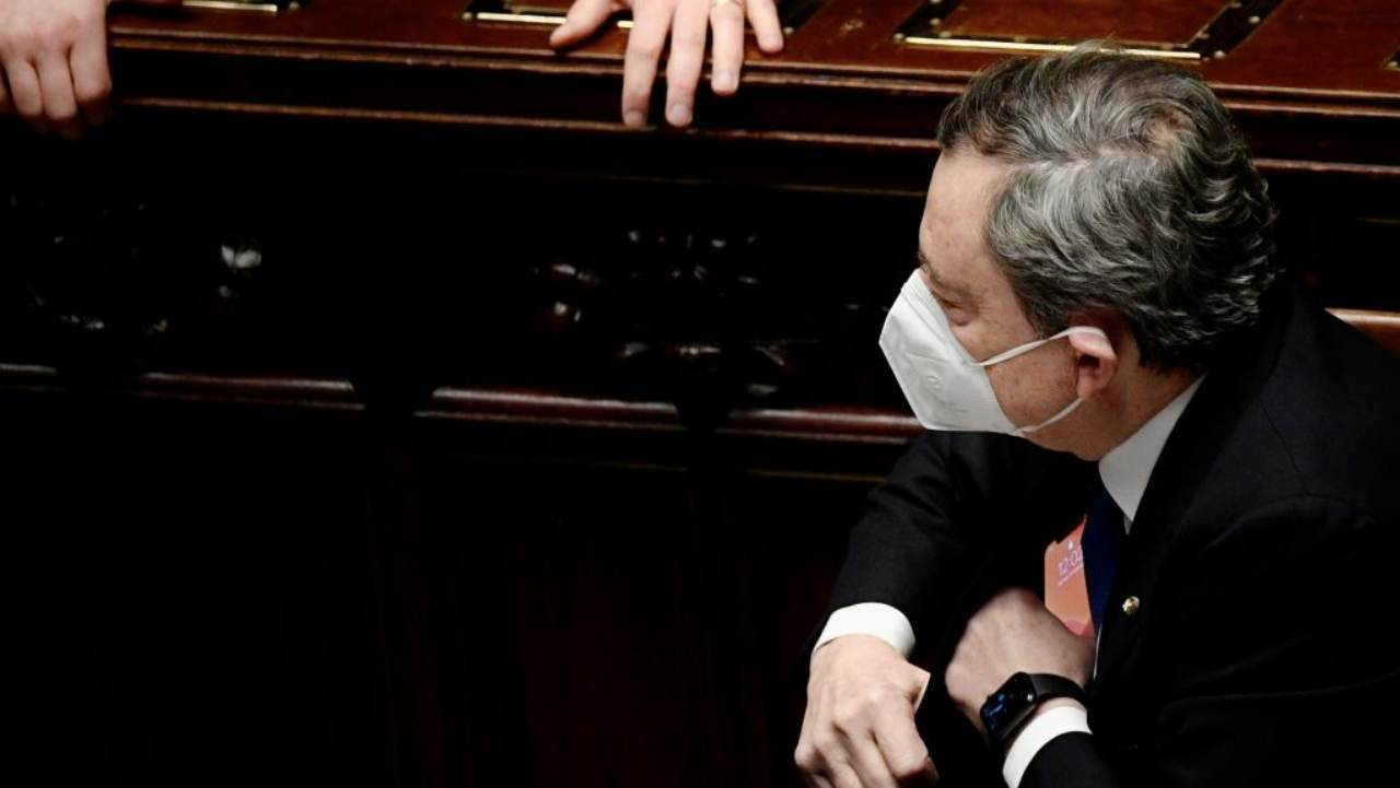 Il Governo Draghi annuncia ristori immediati