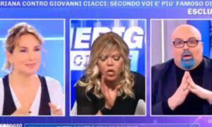 Isola dei famosi Floriana Secondi esclusa reality sbotta Live Non è La Durso