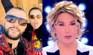 Barbara D'Urso Live fratello Dayane Mello Juliano