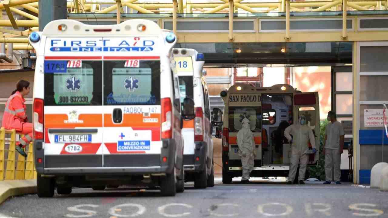 All'ospedale San Giovanni Bosco di Napoli dieci infermieri contagiati