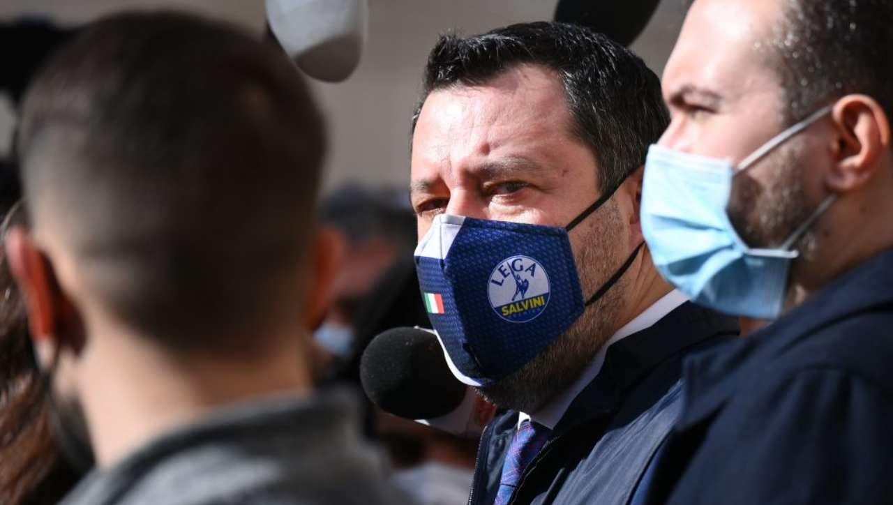 Salvini andrà a giudizio