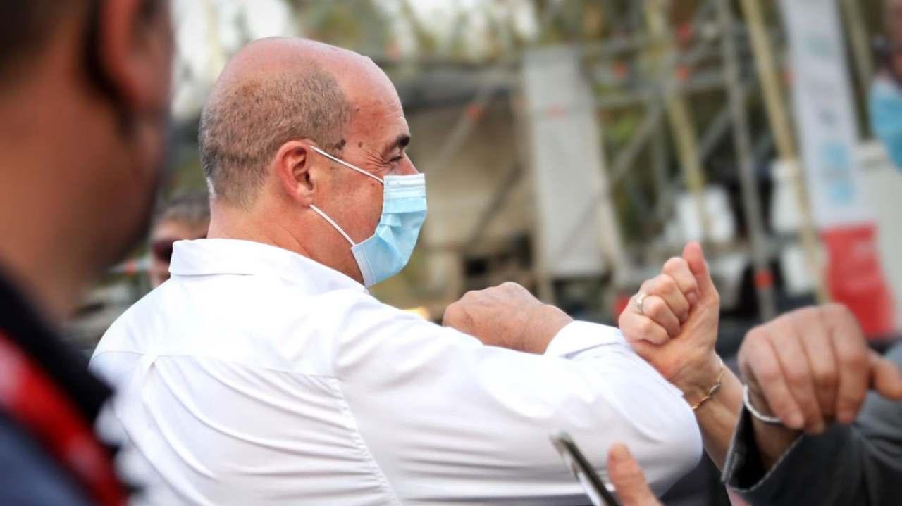 """""""Sull'Europa Salvini ci ha dato ragione"""", dice Zingaretti"""