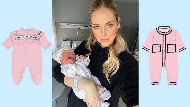 Chiara Ferragni vestiti bebè