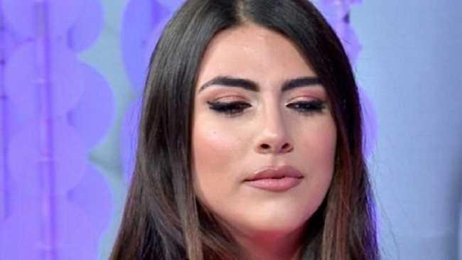 Giulia Salemi la triste confessione: