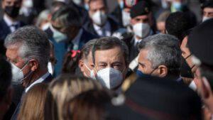 Il Governo riflette sulle modifiche al Dpcm Draghi, Cts chiede lockdown