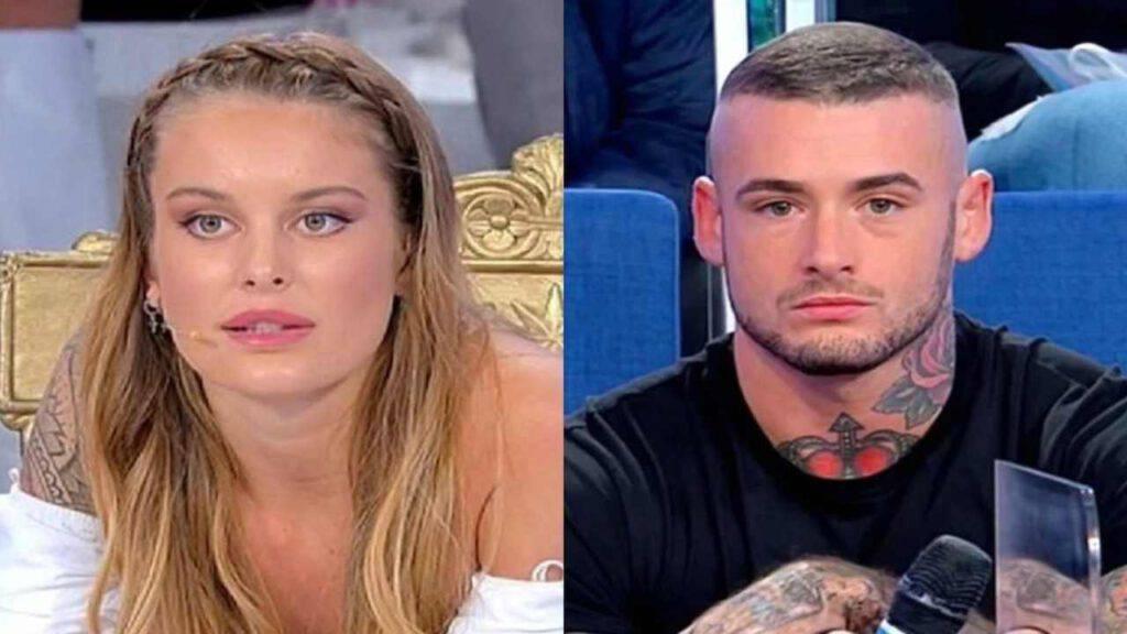 Sophie Codegoni e Matteo Ranieri