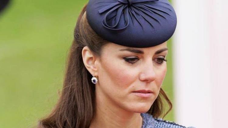 Kate Middleton funerale