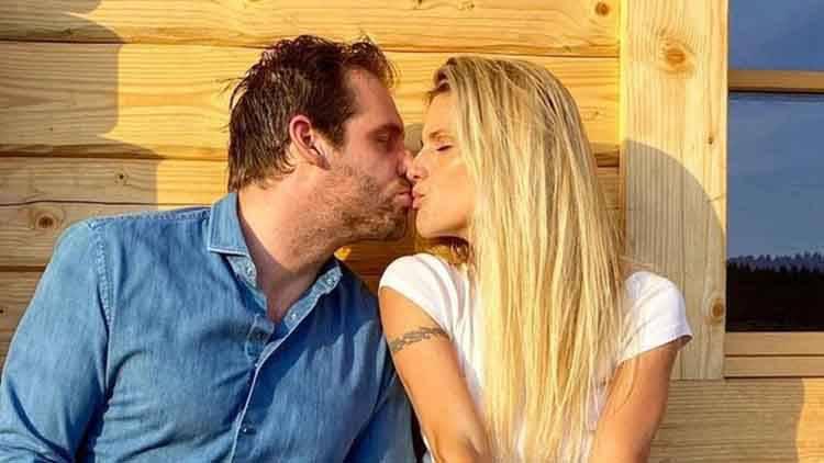 Michelle Hunziker compleanno Tommaso Trussardi