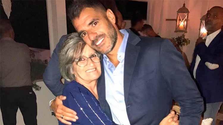 Simone Perrotta mamma