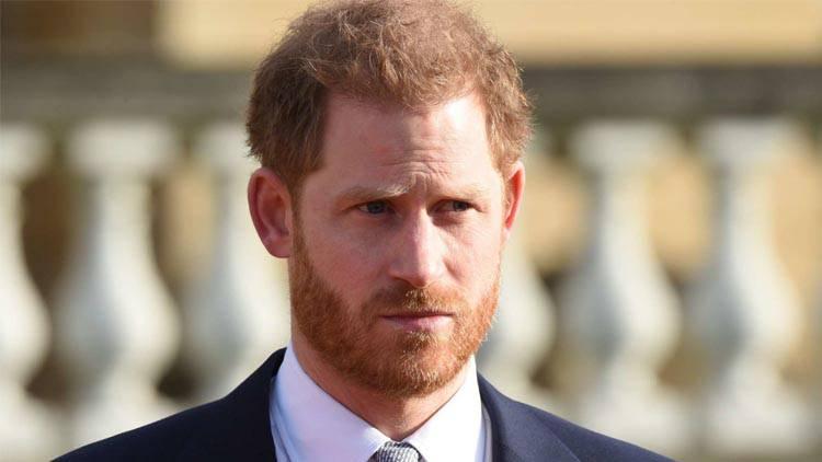 principe Harry Elisabetta