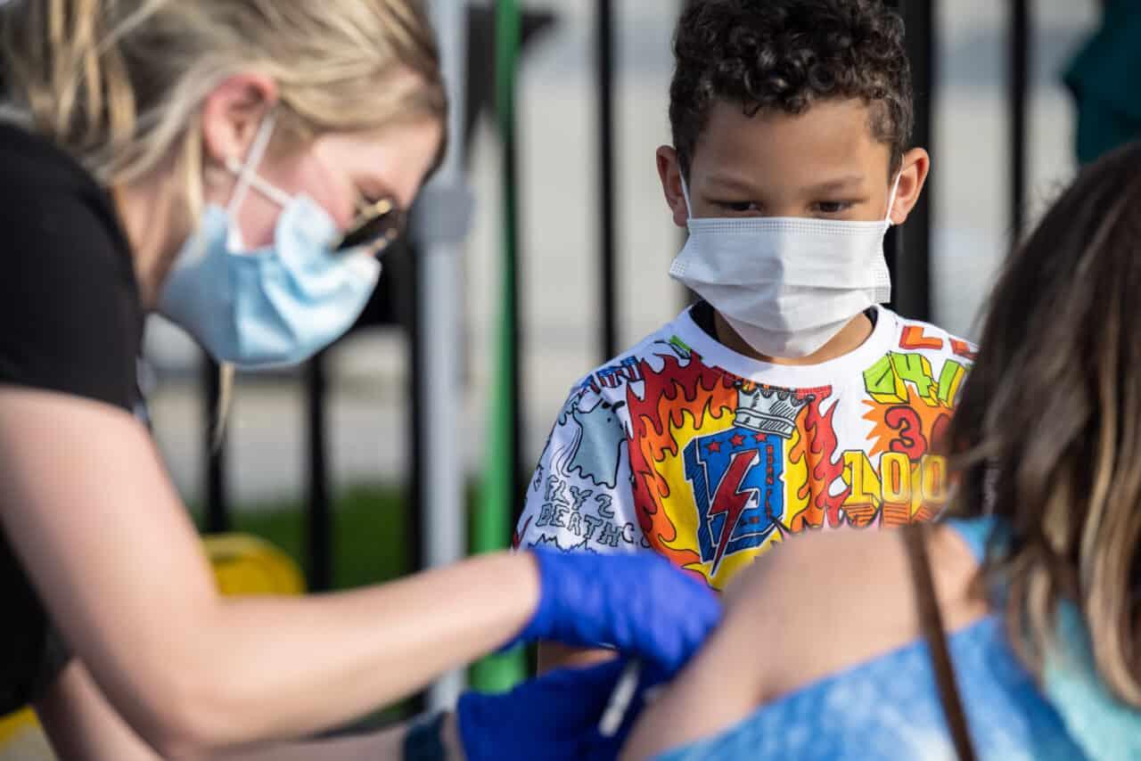 vaccino bambini