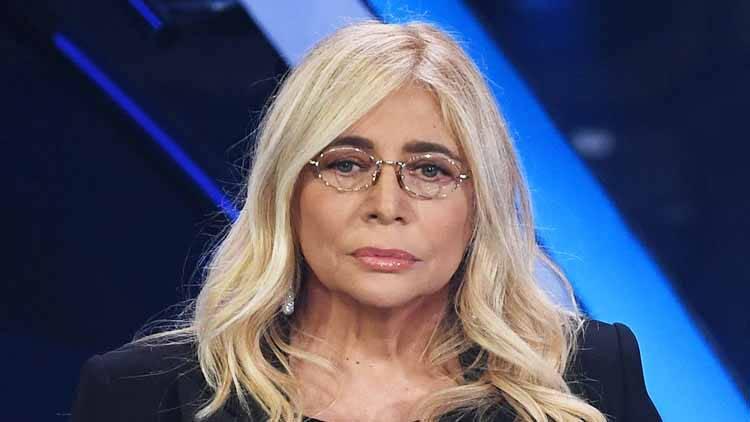Mara Venier mamma