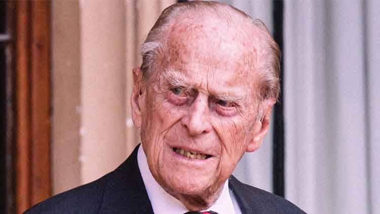 Principe Filippo causa morte