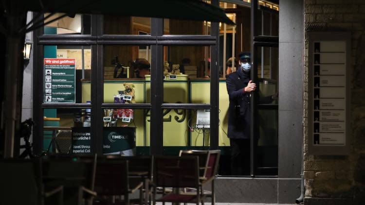 Roma barista 8 maggio 2021 leggilo.org