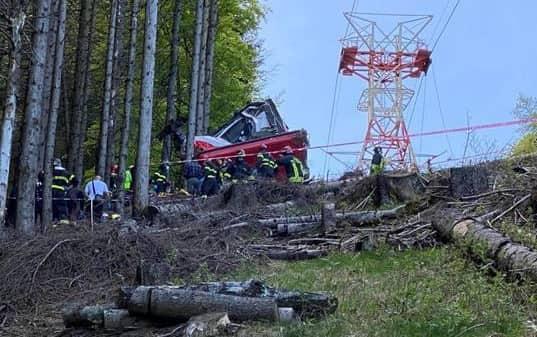Italia: molti muoiono in un incidente in funivia