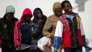 migranti libia