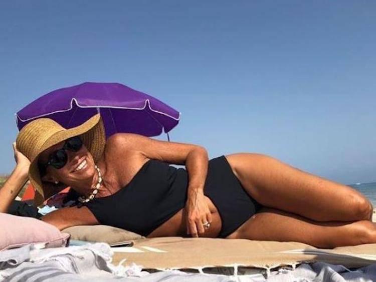 Turismo italiano in ginocchio, Cristina Parodi consiglia di andare in vacanza a Formentera