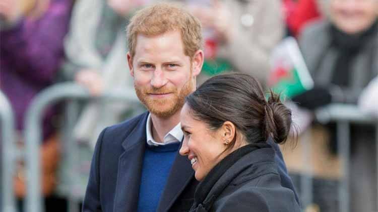 Harry Royal Family